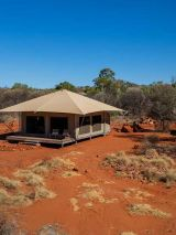 Kings Canyon Glamping Experience