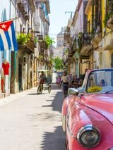 Beautiful Cuba - for solo travellers