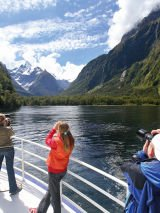 South Island Spectacular with Return Airfares