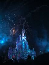 Family inter-generational travel: Magical Disney