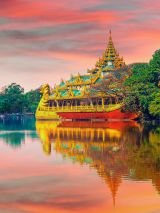 Myanmar Explorer with return flights