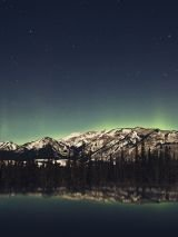 Northern Lights & Winter Rockies with Return Airfare