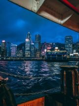 Hong Kong with Return Flight on Cathay Pacific