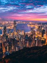 Singapore to Hong Kong with Voyager of the Seas