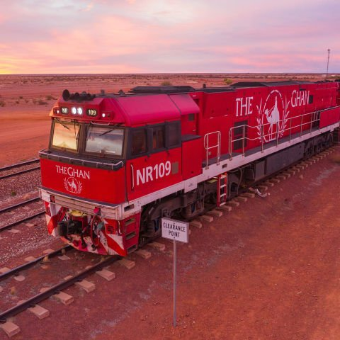 Exclusive offer: The Ghan Adelaide to Darwin