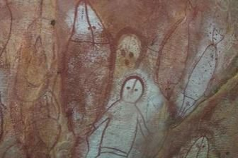 Bradshaw Rock Art